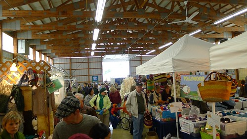 Vendor Barn at Rhinebeck