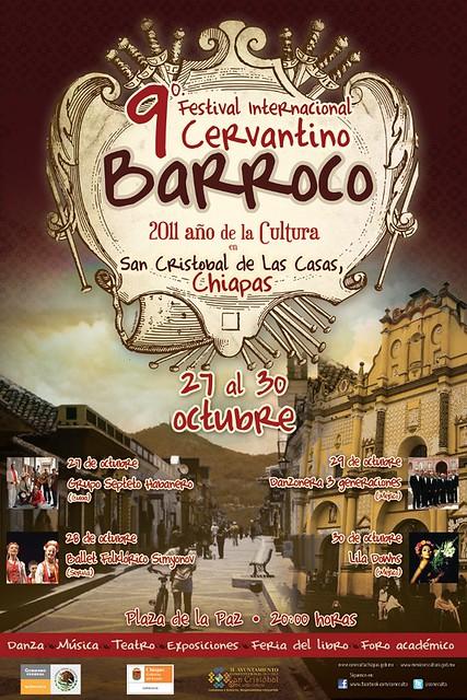 2011 Festival cervantino Barroco