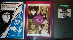 The essential Conrad Veidt books