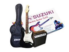 Suzuki Electric Guitar Package