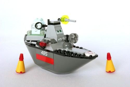 8426 Escape At Sea - Piggyback