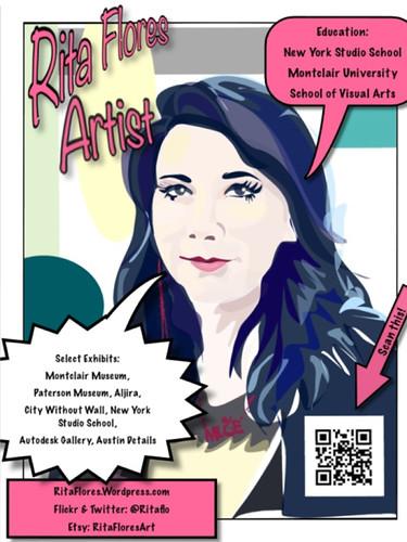 Infographic Self Portrait