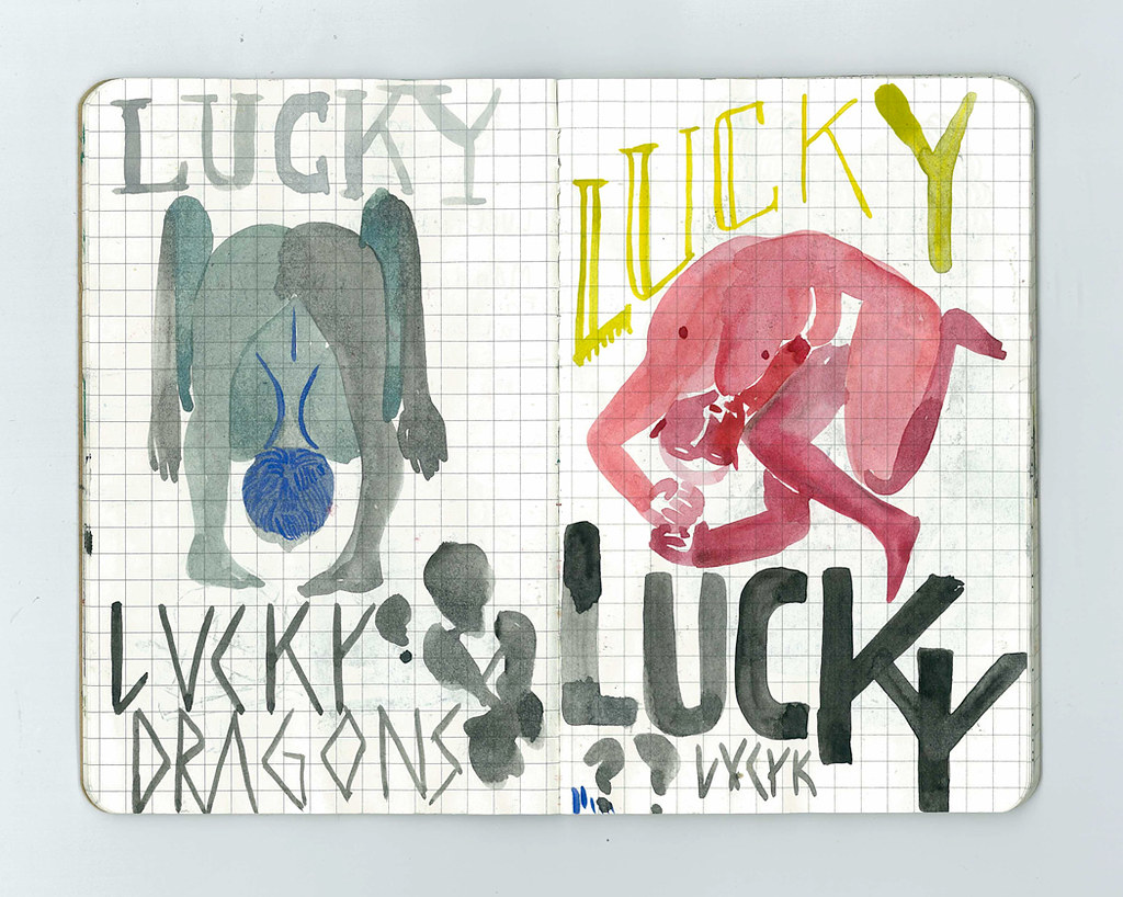 sketch_luckydragons