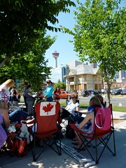 Will and Kate at Calgary Stampede - pix 07 - this is Calgary