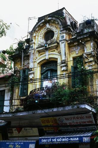 Nice Balcony @ Hanoi, Vietnam