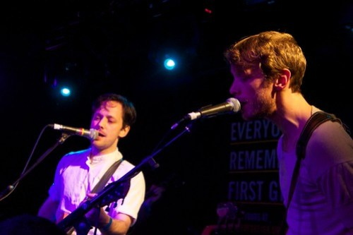 BSP at Barfly