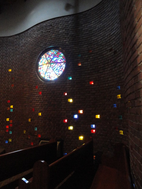Myrtle Williamson Prayer Chapel, Stillman College, Tuscaloosa AL
