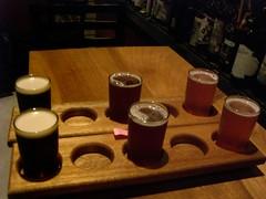 sampler tray
