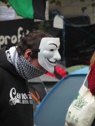 St Paul's Protest