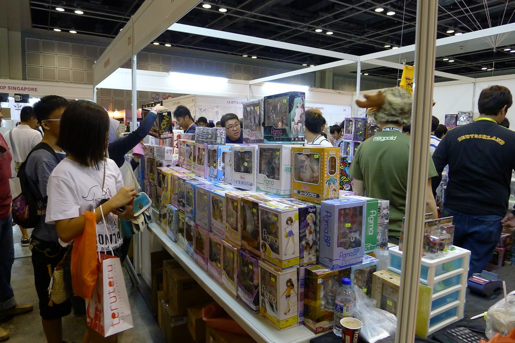 Anime Festival Asia 2011 Day 1 Event Report