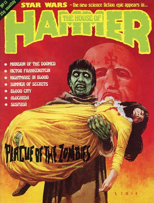House of Hammer V2 #1 (1977)