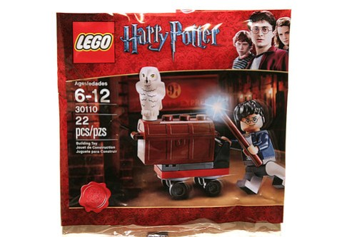 LEGO Harry Potter 30110 Trolley