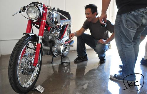Earl's bike