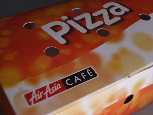 Air Asia Pizza