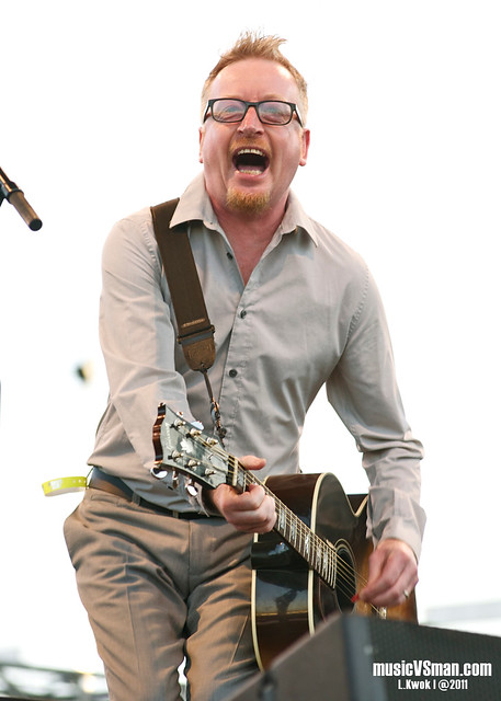 Flogging Molly @ Kanrocksas 2011