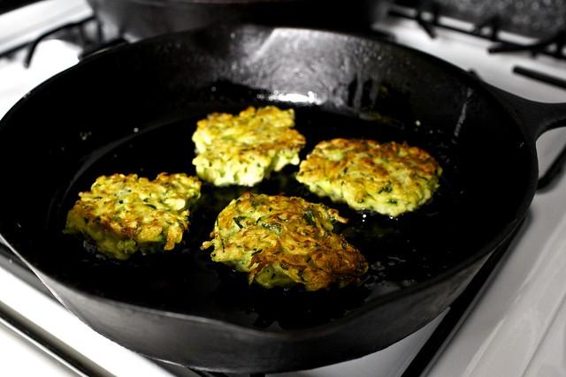 zucchini fritters – smitten kitchen