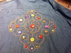 Button embellishments
