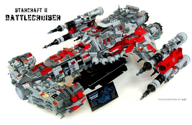 fanart.lego.battlecruiser