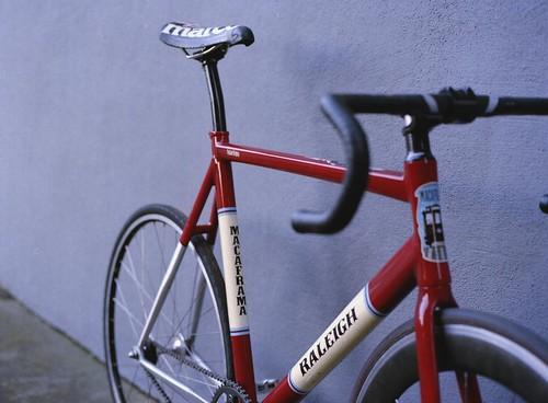 Maca Bike 1 by Dylan Bigby