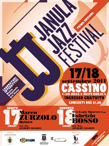 JANULA JAZZ FESTIVAL - CASSINO [frosinone] by cristiana.piraino