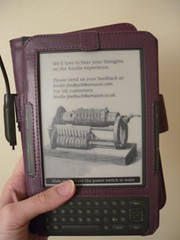 Tuff-Luv Spark Kindle Cover with Light - by joeyanne, on Flickr