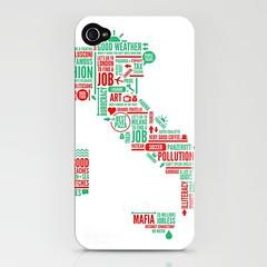 ITALIA iPhone Case