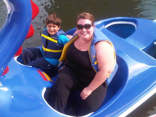 2011.09.04: Paddle Boats