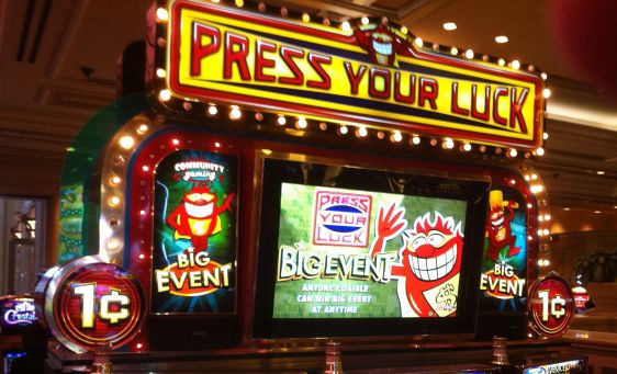 Press Your Luck slots