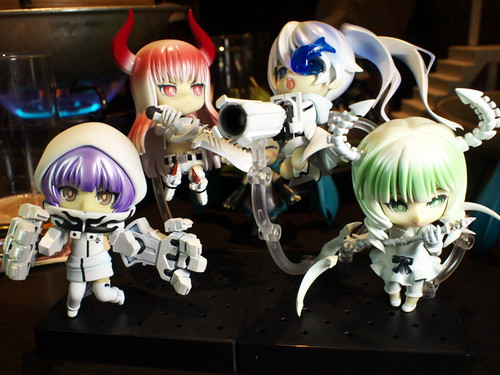 Re-painted version of Nendoroid from BRS series