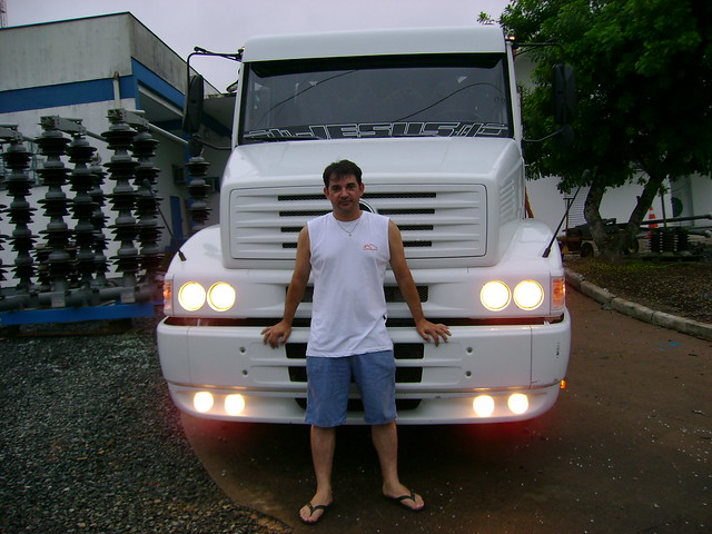 Brazilian Trucking: My truck 2