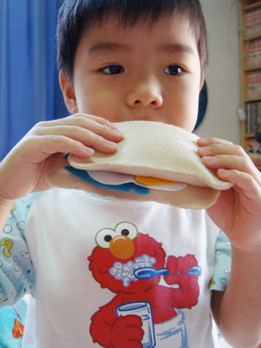 Felt Food - Sandwich