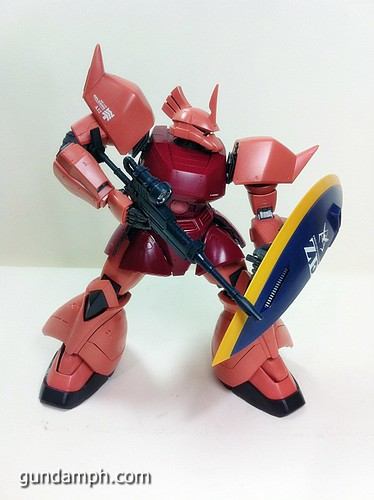 MG Char Aznable's Gelgoog (69)