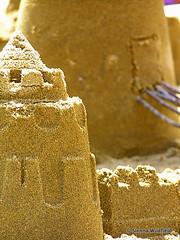 Sand Castles at DAR