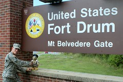 Day 176 - Welcome to Fort Drum