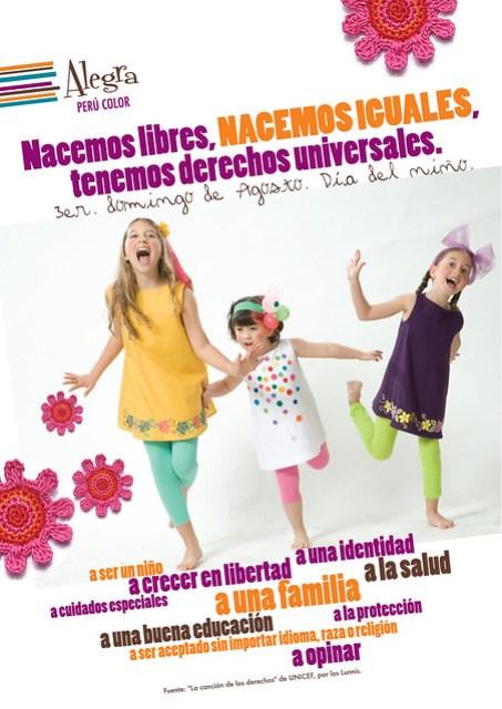 DÍA DEL NIÑO ALEGRA