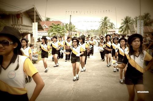 Hinatuan town fiesta, Surigao