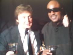 """paul mccartney and stevie wonder • <a style=""""font-size:0.8em;"""" href=""""http://www.flickr.com/photos/61425586@N06/6076738278/"""" target=""""_blank"""">View on Flickr</a>"""