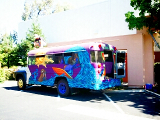 Purple Platybus at Wal-Mart