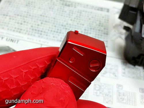 MG Sazabi Metallic Coating (Titanium-Like Finish) (17)