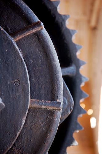 Napier windlass detail