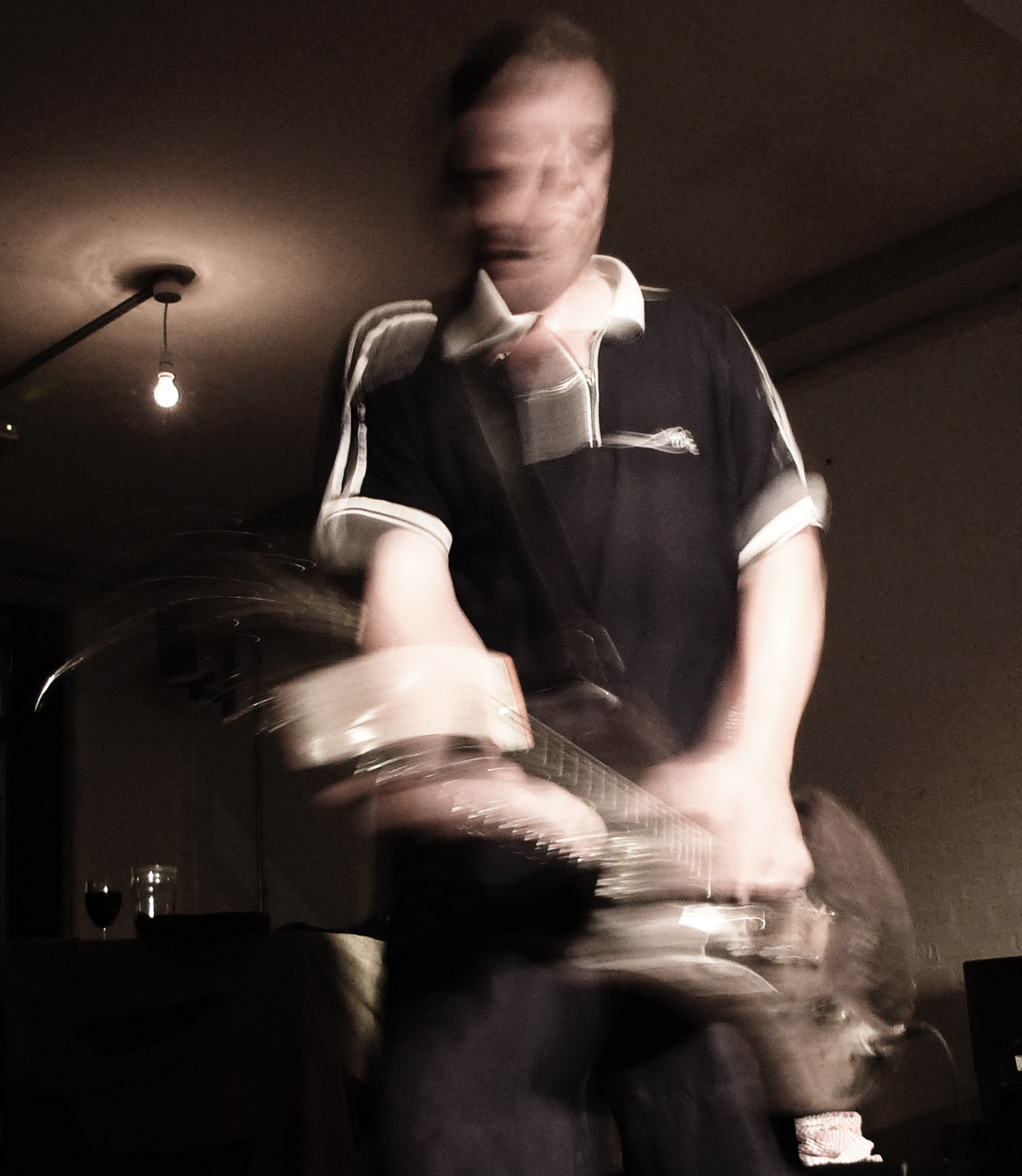 Lean Left @ Cafe Oto, London. 11-12.9.11