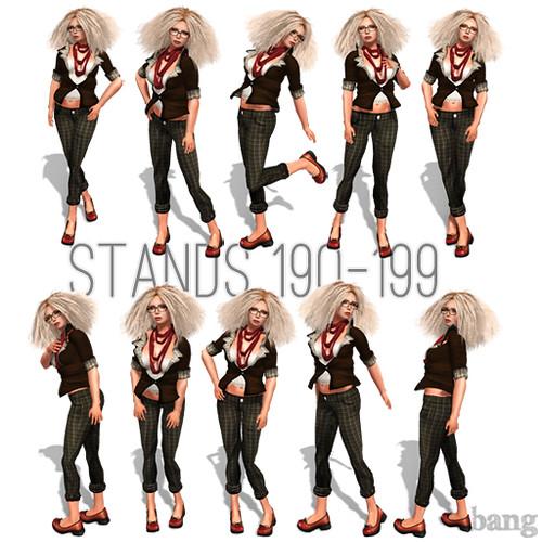 !bang - Stands 190-199