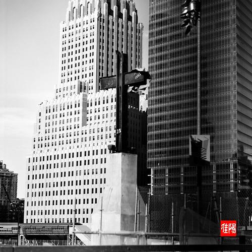 Hass500CM NYC TMax100 WTC_Cross01B