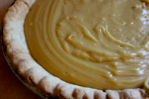 Irish Whiskey Pie