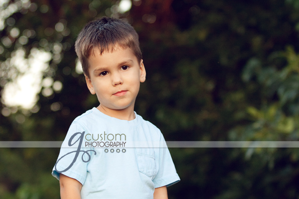 Jack at 3 years