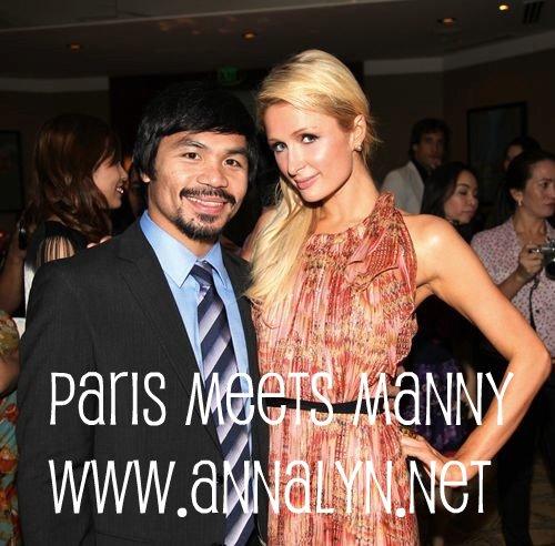 Paris meets Pacman