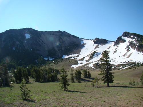 Mt. Scott trailhead