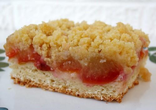 Pflaumenkuchen (plum cake) recipe