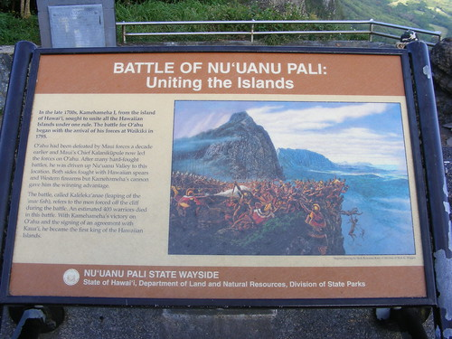 Picture from Nuuanu State Park