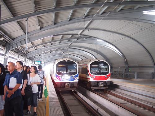 Airport City Link, Phya Thai Station, Bangkok
